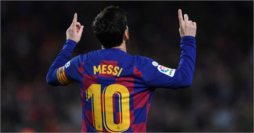 Lionel Messi - Getty Images.