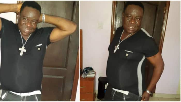 I Never Wanted My Kids to Look Like Me Because I'm Not Good Looking, Actor Mr Ibu Says