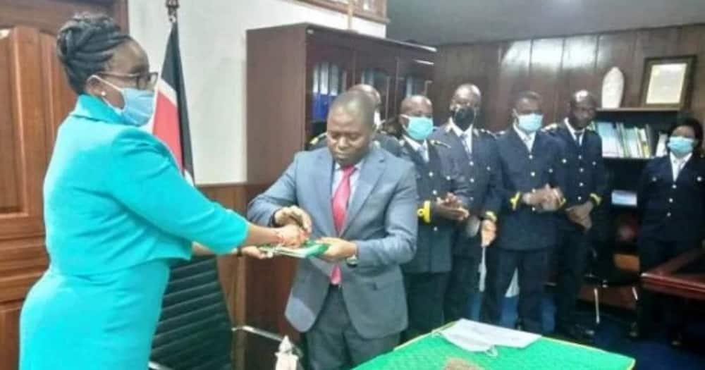 Patricia Mutheu: Matiang'i akemea polisi kwa kushambulia MCA