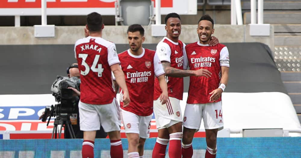 Arsenal Back to Winning Ways After Routine Win at Newcastle United