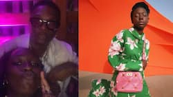 Elsa Majimbo Hangs out With Wizkid after Randomly Travelling to Ghana