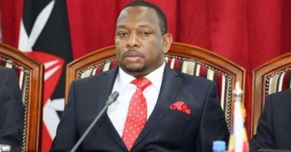 Sonko was impeached in December 2020.