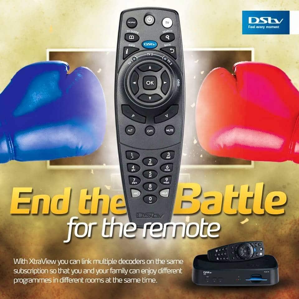DSTV family channels list