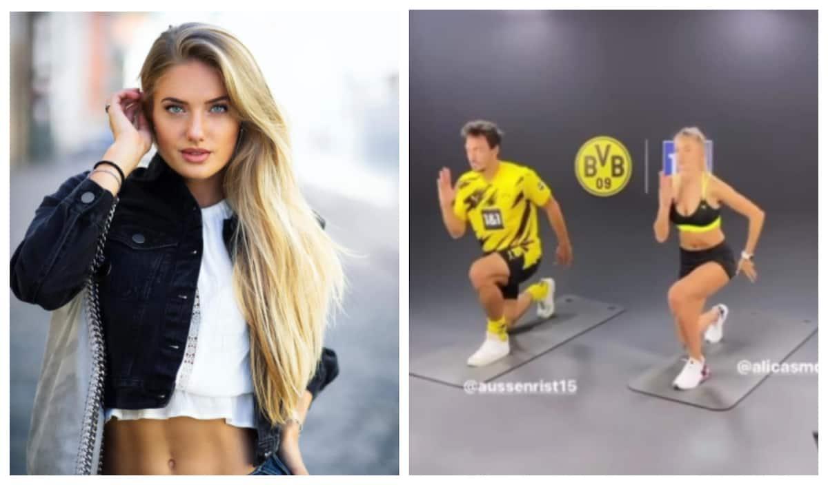 17 Absolutely Stunning Photos Of Borussia Dortmund S New Fitness Coach