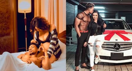13 photos which prove Vera Sidika's rumoured new lover is a married man