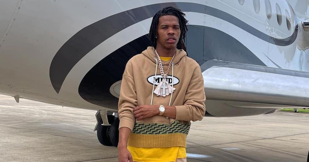 Lil Baby blasted a celebrity jeweller on social media for selling him a fake watch.