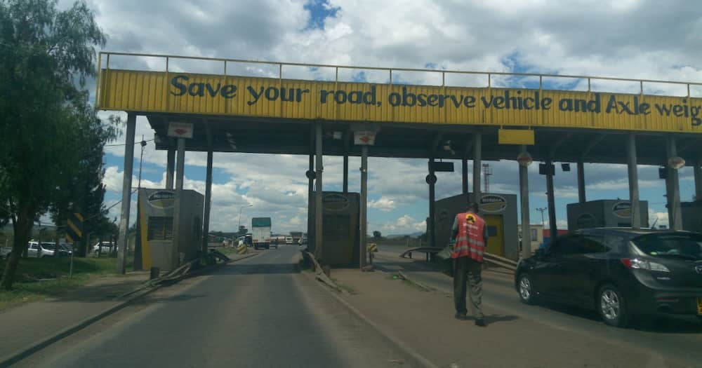KeNHA said Gilgil weighbridge would be closed for two days.