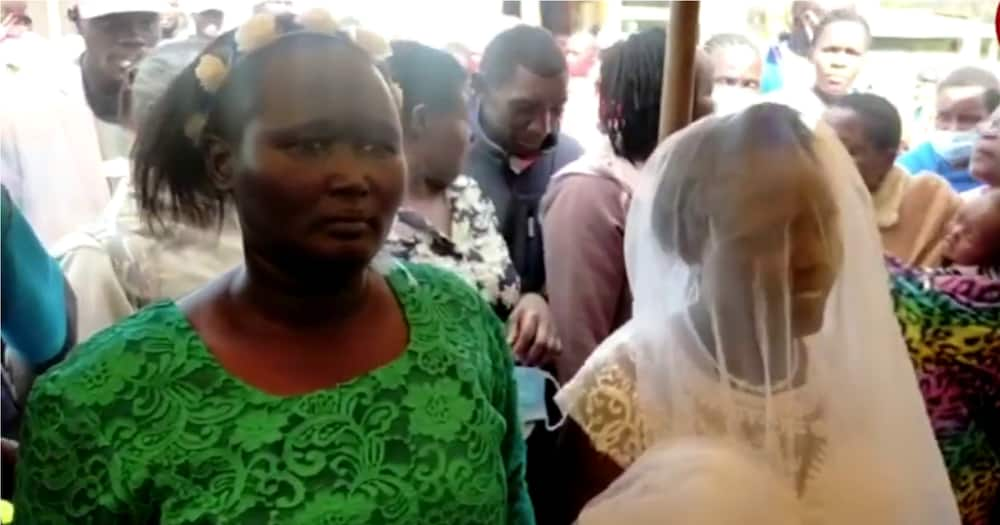West Pokot Woman Marries Holy Spirit, Says God Instructed Her