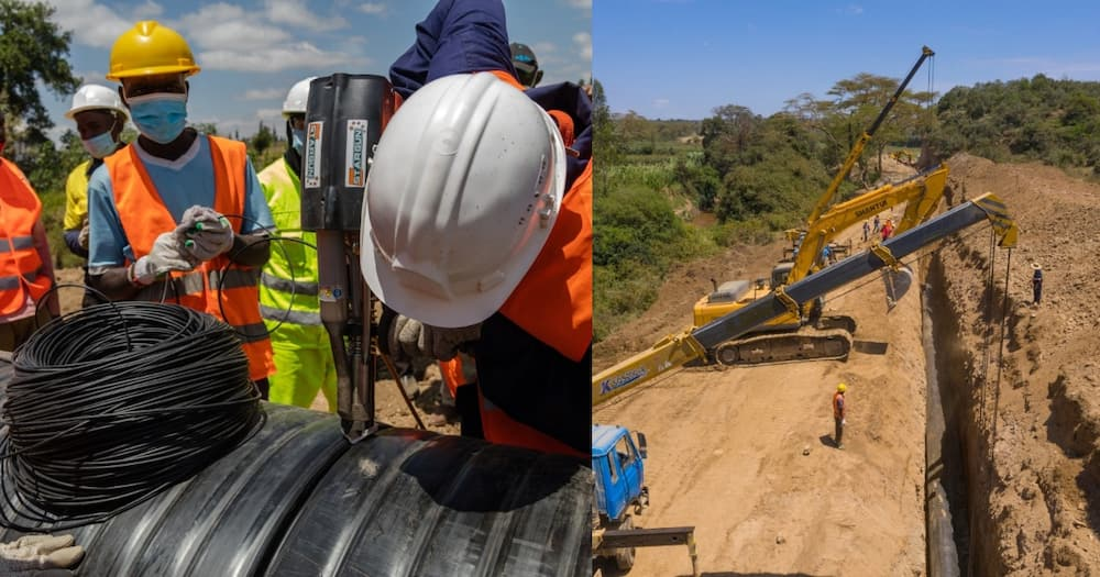 Narok Residents to Benefit from Modern Sewerage System Projected to Last over 100 Years