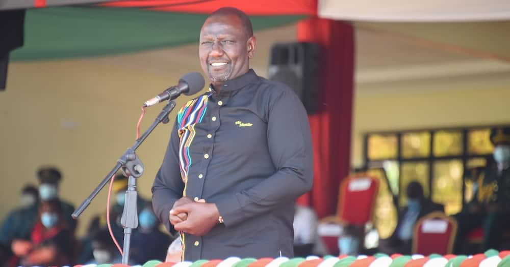 William Ruto has set his eyes on succeeding President Uhuru Kenyatta.