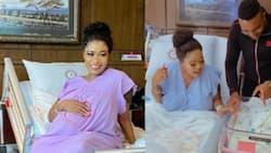 Vera Sidika Ajiandaa Kuondoka Hospitalini Baada ya Kujifungua Malaika Wake, Asia Brown