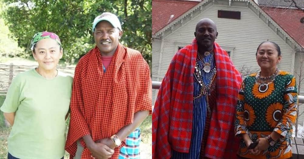 Maki has been living in Kenya for more than 25 years.