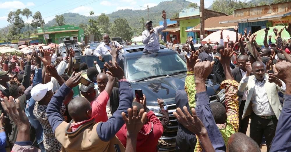 Ngunjiri amtambua Ruto, asema ni mchapa kazi lakini ana hulka za dikteta