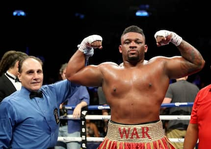 Jarrell Miller camp confirm talks with Anthony Joshua, confident fight will happen soon