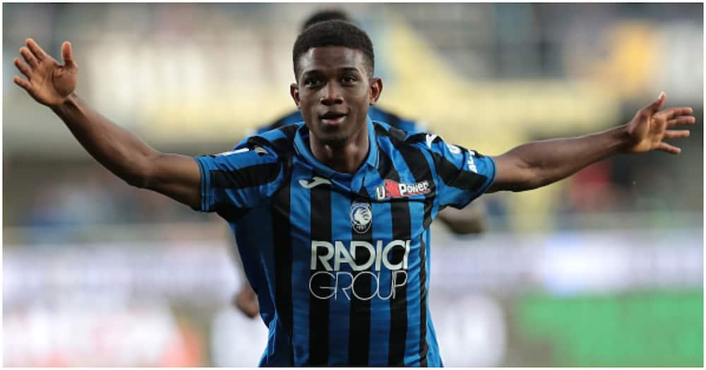 Amad Traore: Man United eye summer move for Atalanta winger