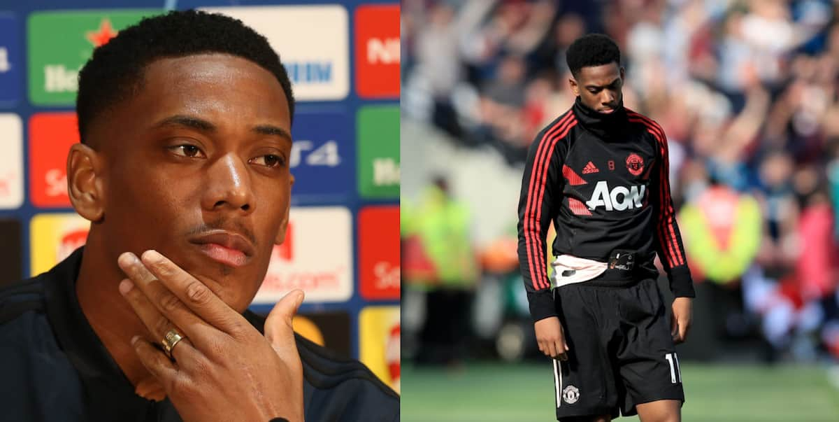 Malika Semichi: Man United Star Anthony Martial Says Sorry To Family For