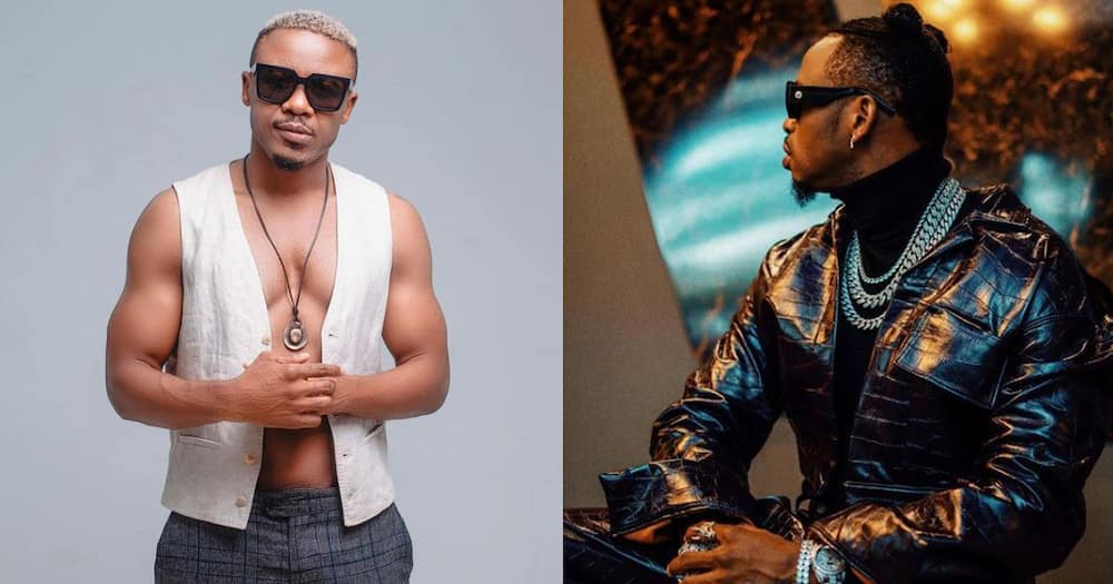 Ali Kiba Shades Diamond Platnumz for Complaining Over Fake Forbes Listing