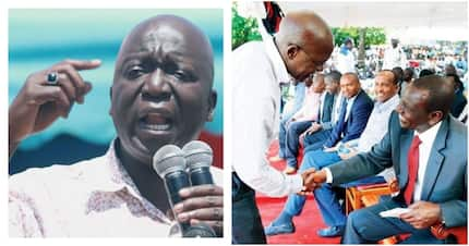 Jakoyo Midiwo bashes Khalwale, says his support for Ruto shows he supports theft