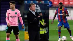 Embattled Barcelona Manager Ronaldo Koeman Set to Offload 14 Players in Mass Summer Clear-Out