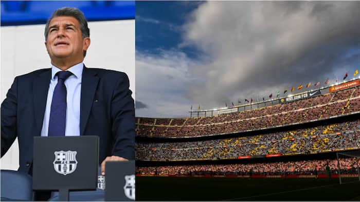 Barcelona to Play Away from Nou Camp for Up to A Year, President Announces