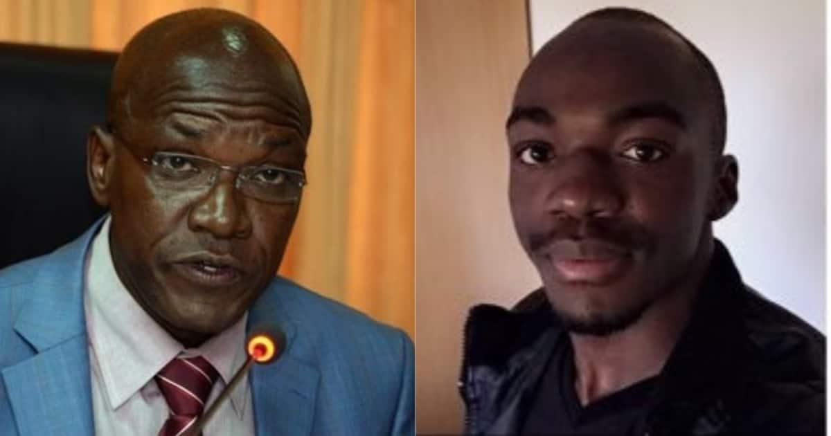 Boni Khalwale akabiliana na mwana wa kiume wa gavana Wycliffe Oparanya kwenye Twitter