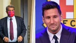 Barcelona President Makes Honest Admission About Signing Lionel Messi