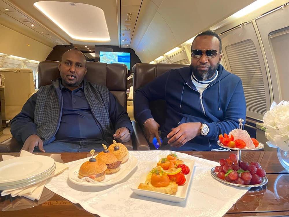 Airbus A318 ACJ: Details of luxurious jet that flew Junet Mohamed, Hassan Joho to Dubai