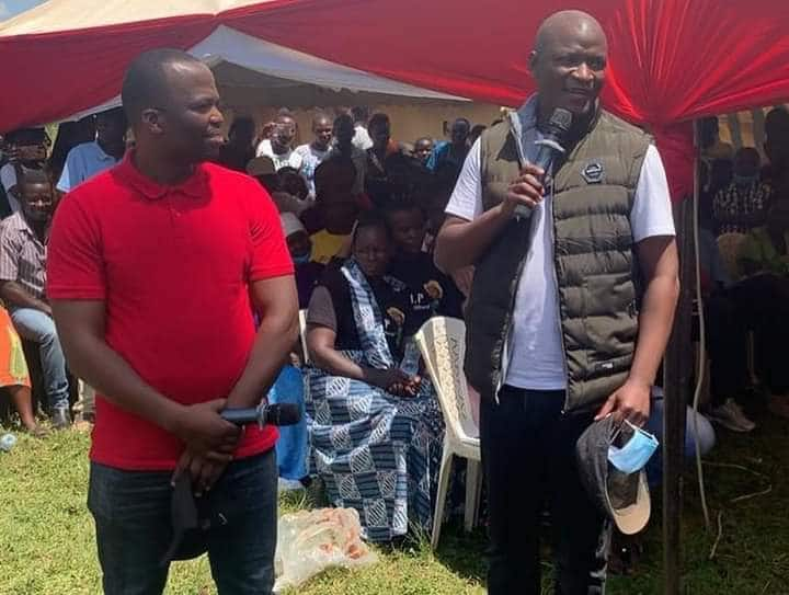 Othuol Othuol: 10 emotional photos from late comedian's burial in Siaya