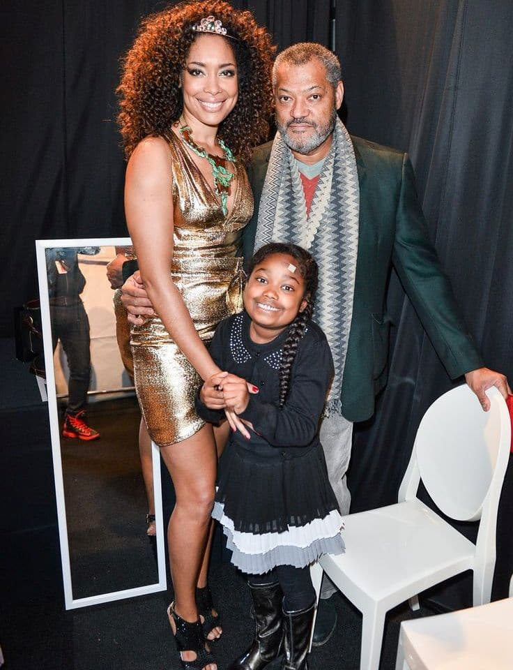 Delilah Fishburne: Quick facts and photos of Laurence Fishburne's daughter