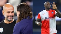 Man City Thrash Wycombe to Reach EFL Cup 4th Round As Guardiola Calls One Nigerian Star Legend