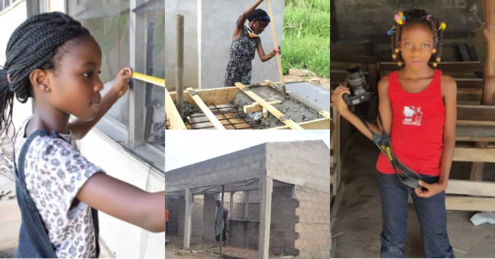 Empress Amoah: Meet the 12-year-old humanitarian building schools in Ghana to support rural folks.