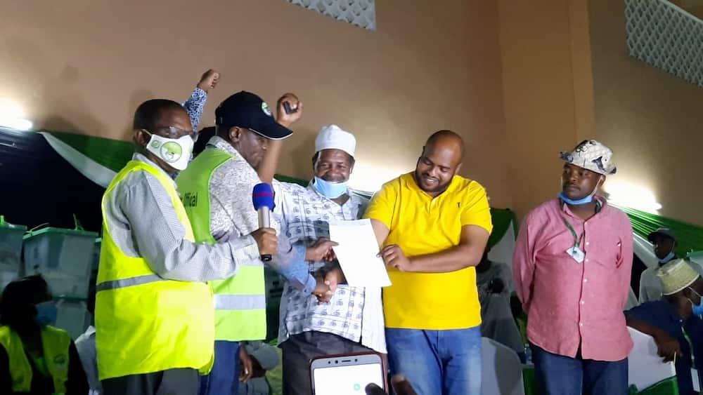 Uchaguzi Msambweni: ODM wakubali kushindwa na kumpongeza