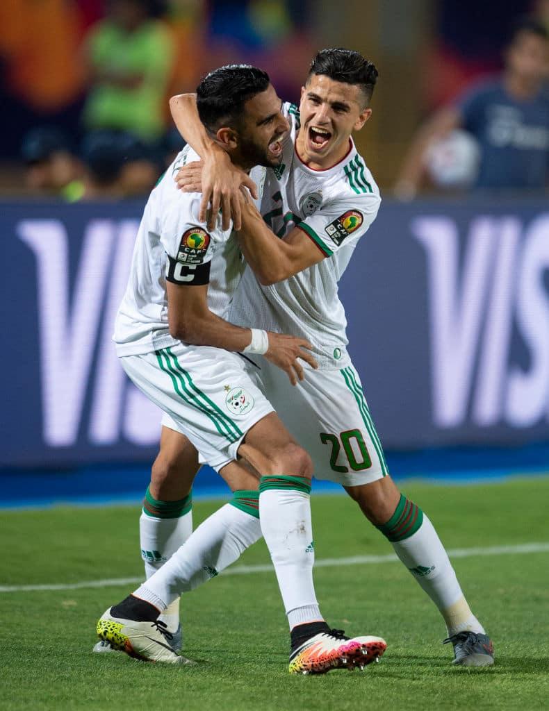 ผลการค้นหารูปภาพสำหรับ Algeria VS Nigeria