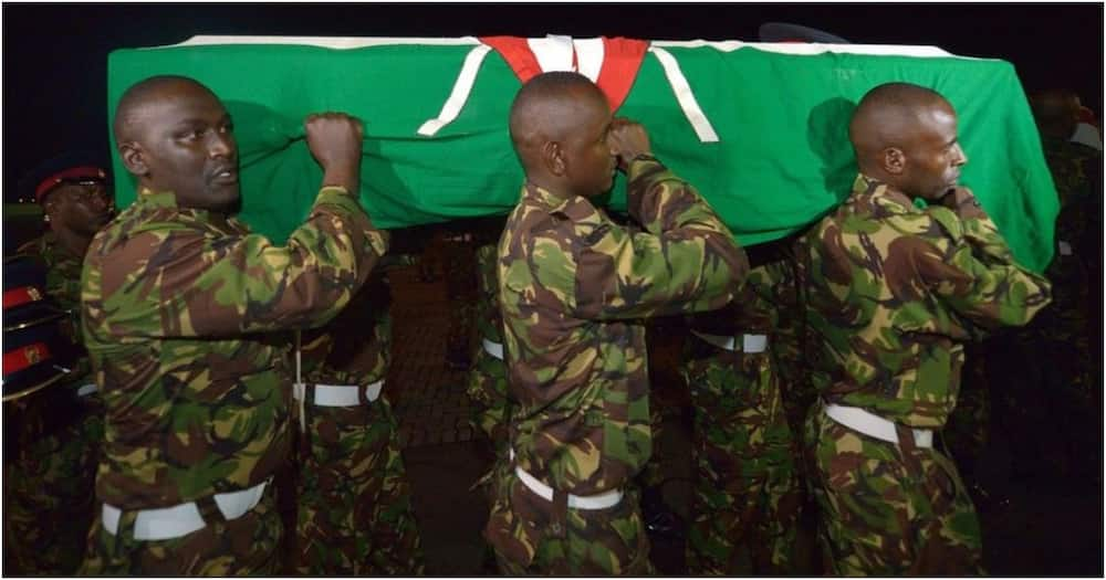 Kenya has submitted the details at the ICJ to show the ruinous results of terrorism bred inside Somalia. Photo: AFP.