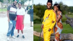 """Former Papa Shirandula Actor Njoro Delighted as Daughter Completes KCSE: """"She Has Made Me Proud"""""""