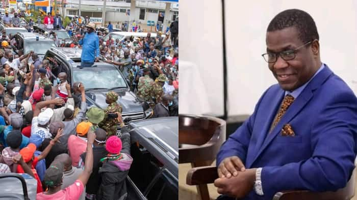 "Opiyo Wandayi Withdraws from Siaya Gubernatorial 2022 Contest: ""I Direct Efforts to Make Raila 5th President"""