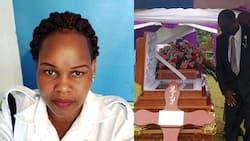 """Caroline Kangogo's Son Eulogises Her with Glowing Tribute: """"Your Memories Will Always Live with Us"""""""