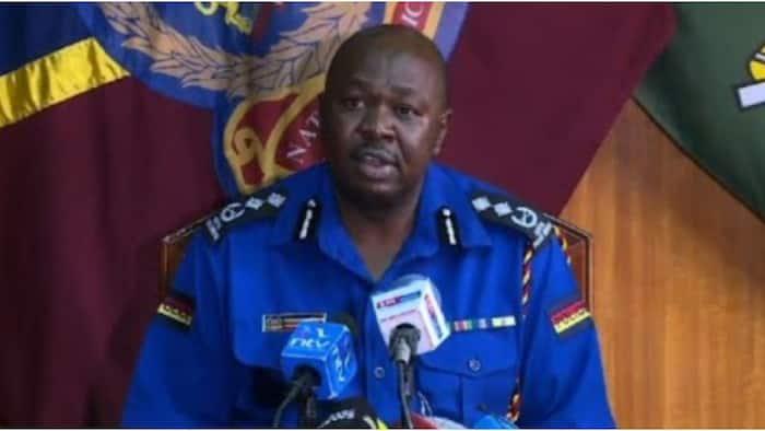 Polisi Waliopata C+ Wanasumbuana sana Kuliko wa D+, Charles Owino Asema