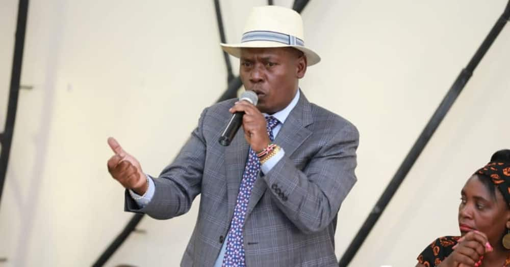William Kabogo warns MPs to amend BBI or will heavily pay for letting down Kenyans