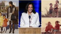 Kamala Harris pays tribute to mum, shares adorable childhood photos ahead of swearing in