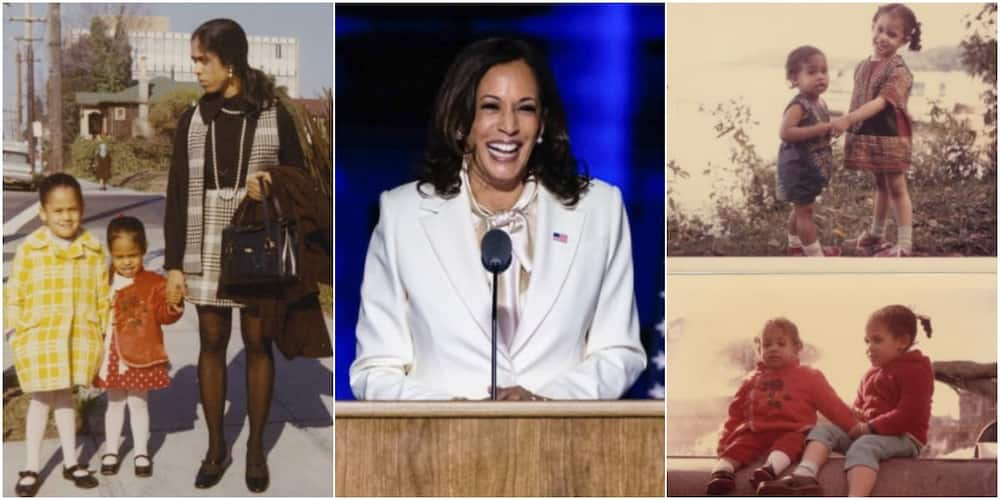 Days to her swearing-in as vice president of US, Kamala Harris pays tribute to mum as she shares childhood adorable photos
