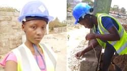 Kutana na Muthoni, 21, mkandarasi aliyepata D katika KCSE lakini anazoa 90K kila mwezi