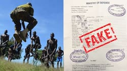 KDF warns Kenyans against falling victims to fake recruitment letters