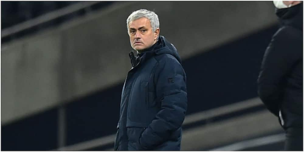 Mourinho's Tottenham drop points again as Fulham force Spurs to draw in London derby