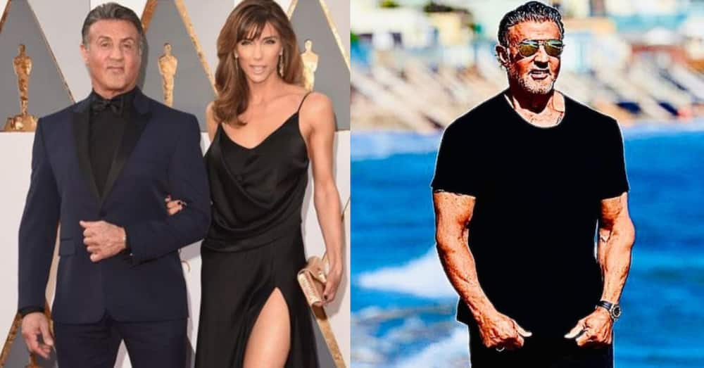 Sylvester Stallone, wife to sell 8 bedroom home for KSh 14.3 billion