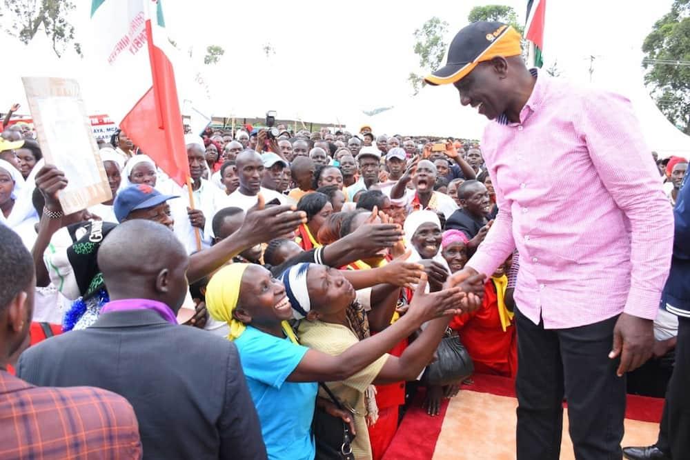 Naibu Rais William Ruto Kufanya Ziara ya Siku 2 Eneo la Mlima Kenya