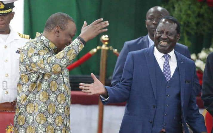 Governor Mandago warms up to BBI report says it will help him seek fresh term in office