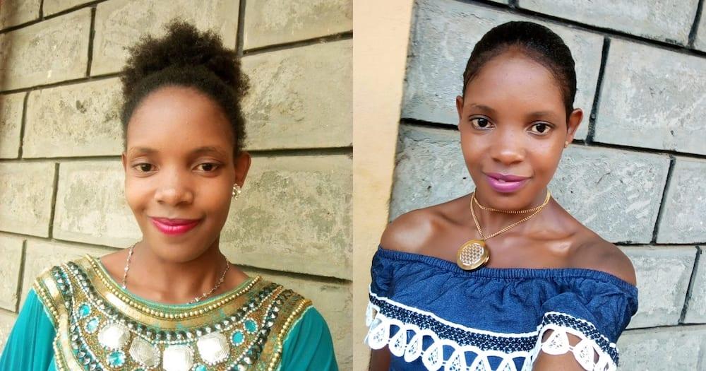 Kolomani Nancy, mom living with HIV.