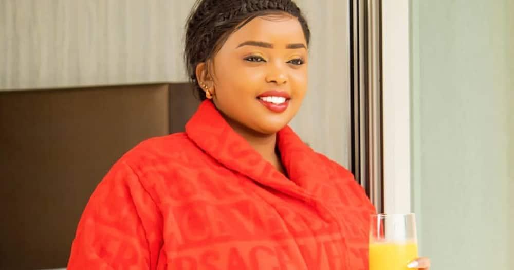 "Zambians show love for Rev Lucy Natasha: "" She is beautiful"""