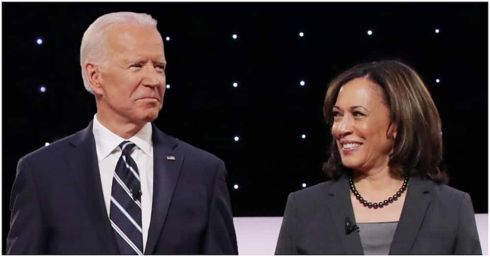 Biden, Kamala beat out frontline health care workers to be named Time's 2020 Person of the Year